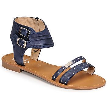 Cipők Női Szandálok / Saruk Les Petites Bombes BELIZE Kék