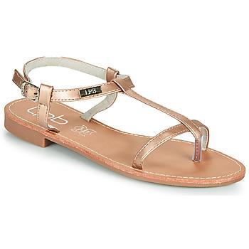 Cipők Női Szandálok / Saruk Les Petites Bombes BULLE Rózsaszín