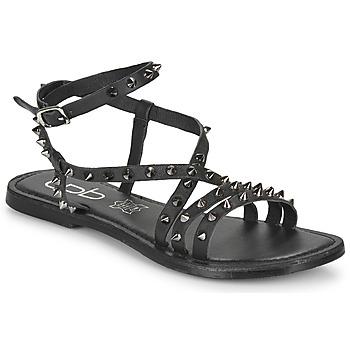 Cipők Női Szandálok / Saruk Les Petites Bombes BEATA Fekete