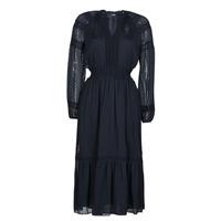 Ruhák Női Hosszú ruhák Lauren Ralph Lauren JAIRA Kék