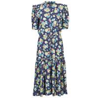 Ruhák Női Hosszú ruhák Lauren Ralph Lauren BAYZEE Sokszínű