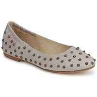 Cipők Női Balerina cipők / babák Now CROTONE Bézs