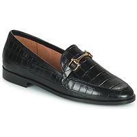 Cipők Női Mokkaszínek Minelli AMINATA Fekete