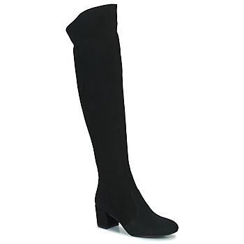 Cipők Női Városi csizmák Minelli MILANIA Fekete