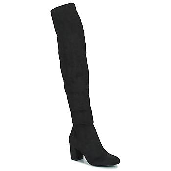 Cipők Női Városi csizmák Minelli HALINA Fekete