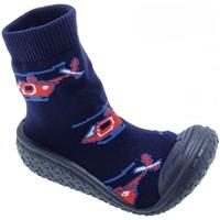 Cipők Fiú Mamuszok Chicco 24805-18 Kék