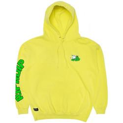Ruhák Férfi Pulóverek Ripndip Teenage mutant hoodie Zöld