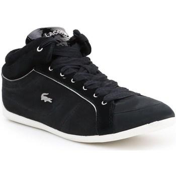 Cipők Női Rövid szárú edzőcipők Lacoste Missano Mid Fekete