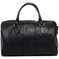 Táskák Utazó táskák Maison Heritage MINI WEEK noir