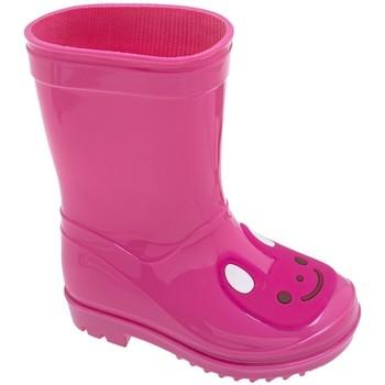 Cipők Lány Gumicsizmák Chicco 24812-18 Rózsaszín