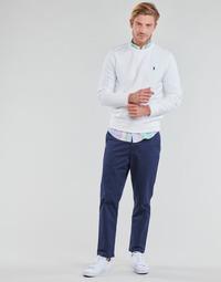 Ruhák Férfi Nadrágok Polo Ralph Lauren PANTALON CHINO PREPSTER AJUSTABLE ELASTIQUE AVEC CORDON INTERIEU Newport / Sötétkék