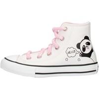 Cipők Lány Magas szárú edzőcipők Converse 669725C Multicolored