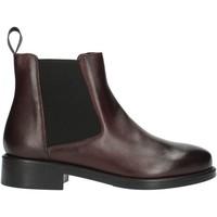 Cipők Női Csizmák Frau 98L3 Bordeaux