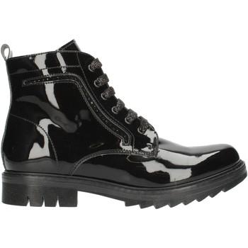 Cipők Lány Csizmák Nero Giardini I031652F Fekete