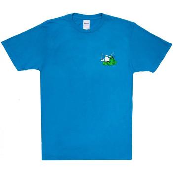 Ruhák Férfi Rövid ujjú pólók Ripndip Teenage mutant tee Kék
