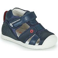 Cipők Fiú Szandálok / Saruk Biomecanics 212144 Tengerész