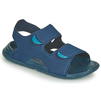 Cipők Fiú Szandálok / Saruk adidas Performance SWIM SANDAL C Kék