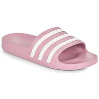 Cipők Női strandpapucsok adidas Performance ADILETTE AQUA Rózsaszín