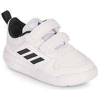 Cipők Gyerek Rövid szárú edzőcipők adidas Performance TENSAUR I Fehér