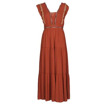 Ruhák Női Hosszú ruhák See U Soon 21121116 Piros
