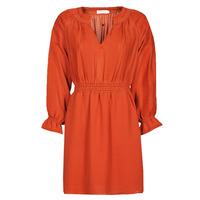 Ruhák Női Rövid ruhák See U Soon 21122109 Piros