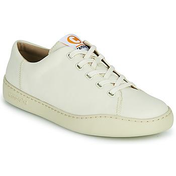 Cipők Férfi Rövid szárú edzőcipők Camper PEU TOURING Fehér