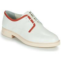 Cipők Női Oxford cipők Camper TWINS Fehér