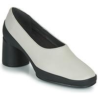 Cipők Női Félcipők Camper UPRIGHT Bézs / Fekete