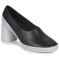 Cipők Női Félcipők Camper UPRIGHT Fekete  / Fehér