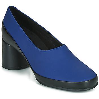 Cipők Női Félcipők Camper UPRIGHT Kék / Fekete