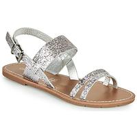 Cipők Női Szandálok / Saruk Chattawak MONIA Ezüst