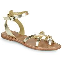 Cipők Női Szandálok / Saruk Chattawak PERLA Arany