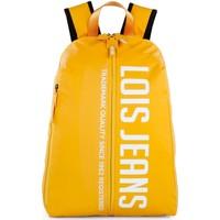Táskák Hátitáskák Lois DELTA Unisex hátizsák Sárga