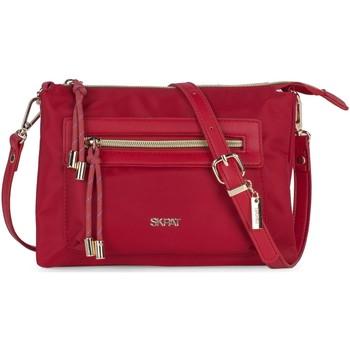 Táskák Női Válltáskák Skpat ClarINGTON Női Crossbody Bag Piros