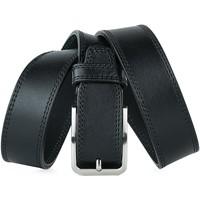 Textil kiegészítők Férfi Övek Jaslen Formal Leather Fekete