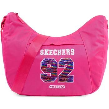 Táskák Kézitáskák Skechers STARLIGHT Unisex táska Betroot Lila