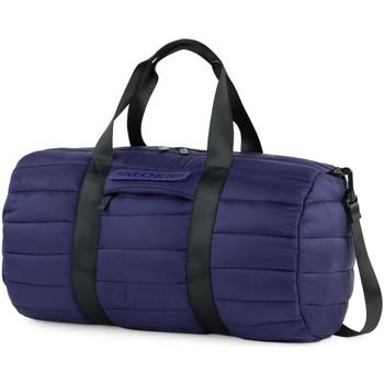 Táskák Utazó táskák Skechers ASPEN Bolsa para gimnasio unisex Sötét farmer