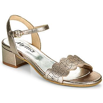 Cipők Női Szandálok / Saruk Myma POULISSADE Arany