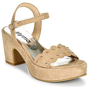 Cipők Női Szandálok / Saruk Myma POULIDOU Tópszínű