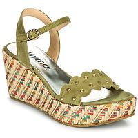 Cipők Női Szandálok / Saruk Myma POLIDO Keki