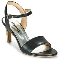 Cipők Női Szandálok / Saruk Myma POLIDOME Fekete