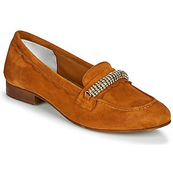 Cipők Női Mokkaszínek Myma PIBINA Teve