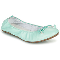 Cipők Női Balerina cipők  Mac Douglas ELIANE Kék