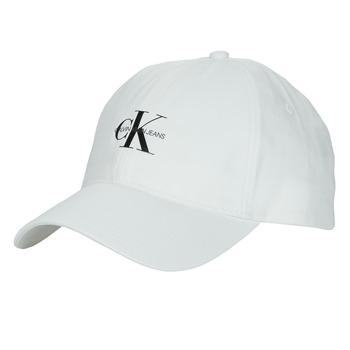 Textil kiegészítők Baseball sapkák Calvin Klein Jeans CAP 2990 Fehér