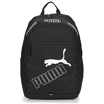 Táskák Hátitáskák Puma PUMA PHASE BACKPACK II Fekete