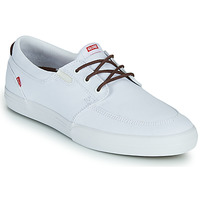 Cipők Férfi Rövid szárú edzőcipők Globe ATTIC Fehér