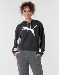 Ruhák Női Pulóverek Puma Modern Sports Hoodie Fekete