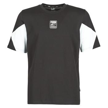 Ruhák Férfi Rövid ujjú pólók Puma REBEL ADVANCED TEE Fekete