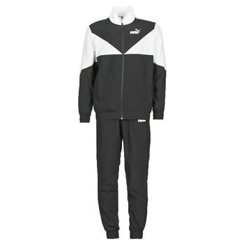 Ruhák Férfi Melegítő együttesek Puma Woven Suit CL Fekete  / Fehér