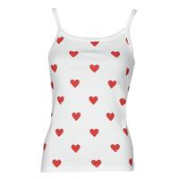Ruhák Női Trikók / Ujjatlan pólók Petit Bateau DAYWEAR Fehér